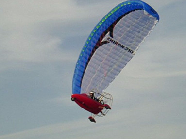 Summit SS single seat Powered Parachute - Photo #2