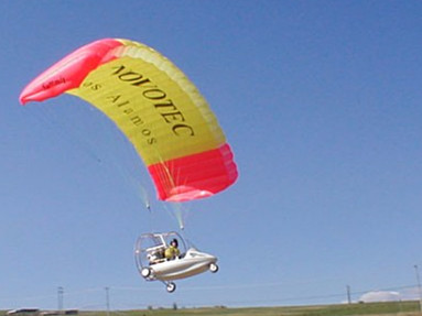 Summit SS single seat Powered Parachute