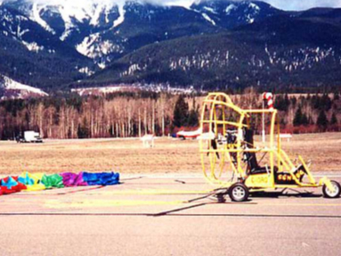 Powered Parachute - Two-Seater - Photo #3