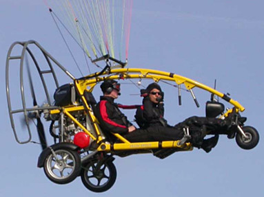XCitor Ultralight Trike - Photo #2