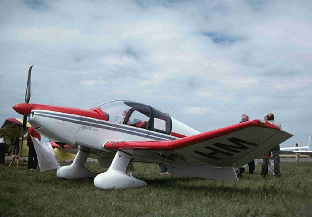 200 Kph To Mph >> Jodel D20 UL Legende | Light Aircraft DB & Sales