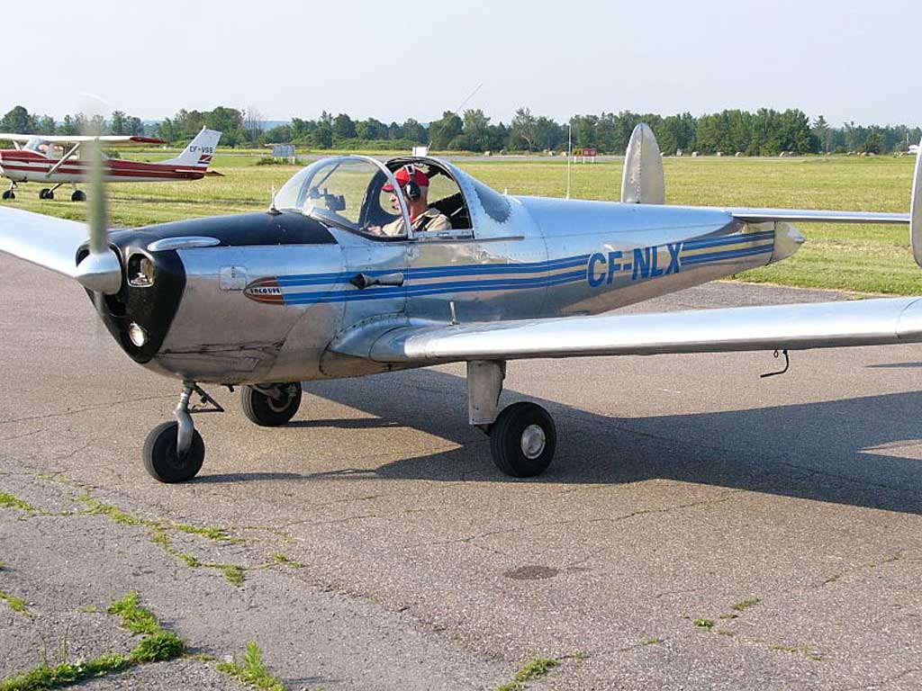 Ercoupe 415-C - Photo #1