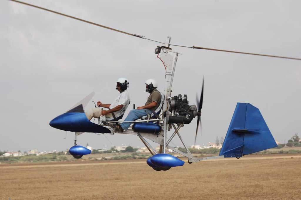 G2sa Gyrocopter | Light Aircraft DB & Sales