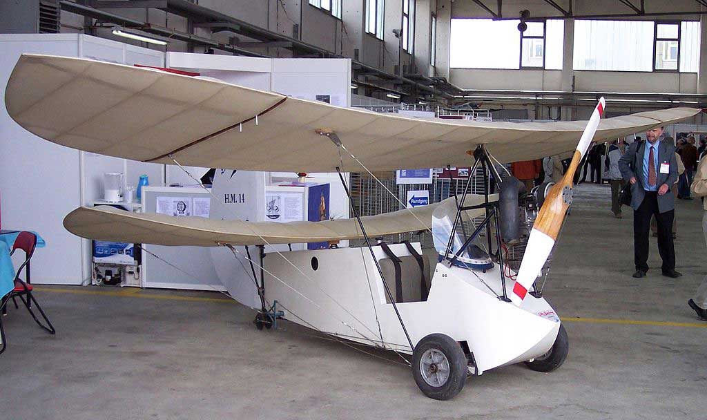 Pou du Ciel | Light Aircraft DB & Sales