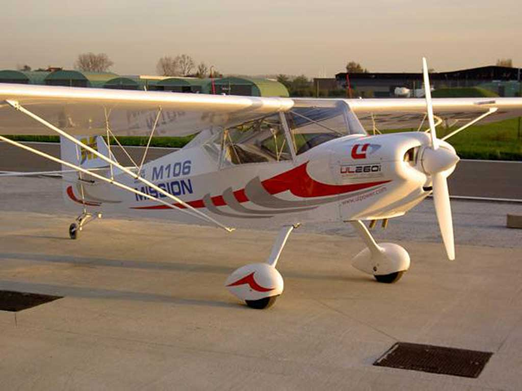 Mission M106 Light Aircraft - Photo #1
