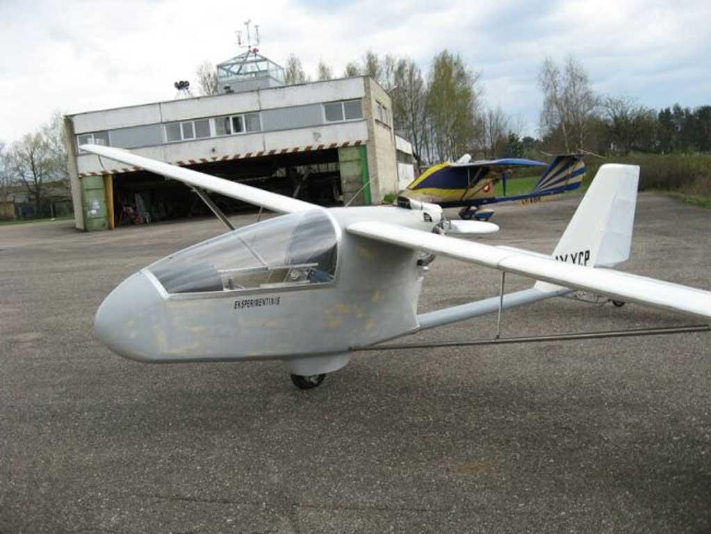 Nv 4 Motor Glider Light Aircraft Db Sales