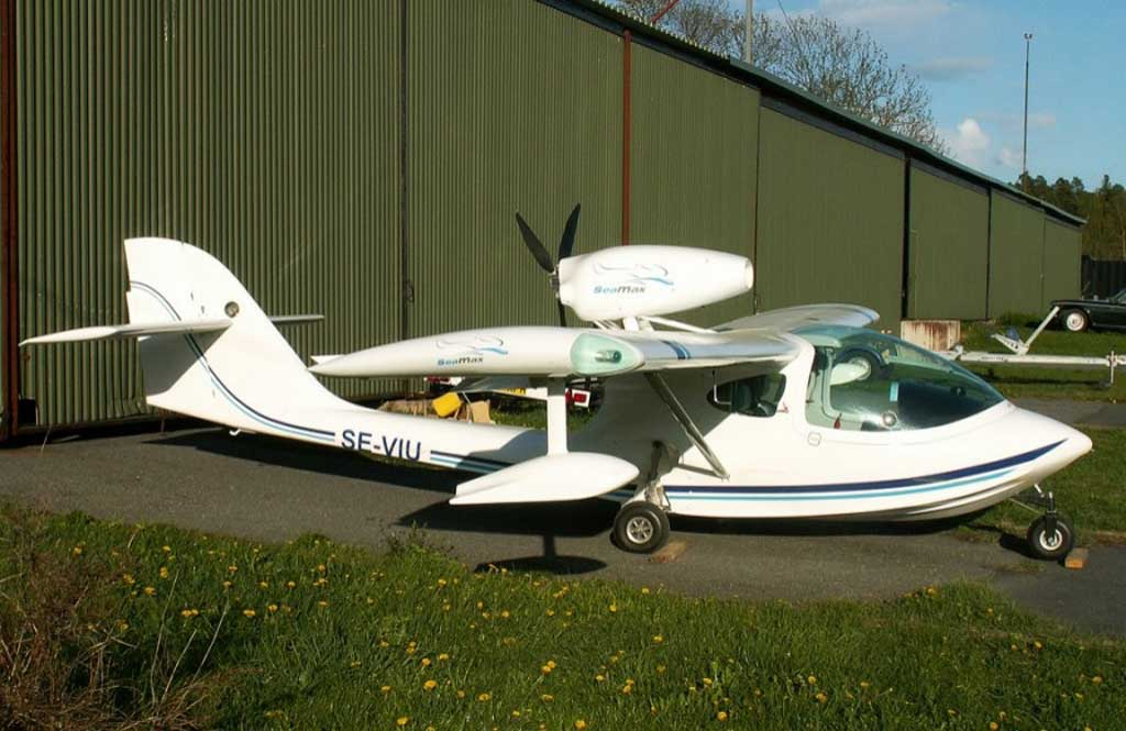 Seamax | Light Aircraft DB & Sales
