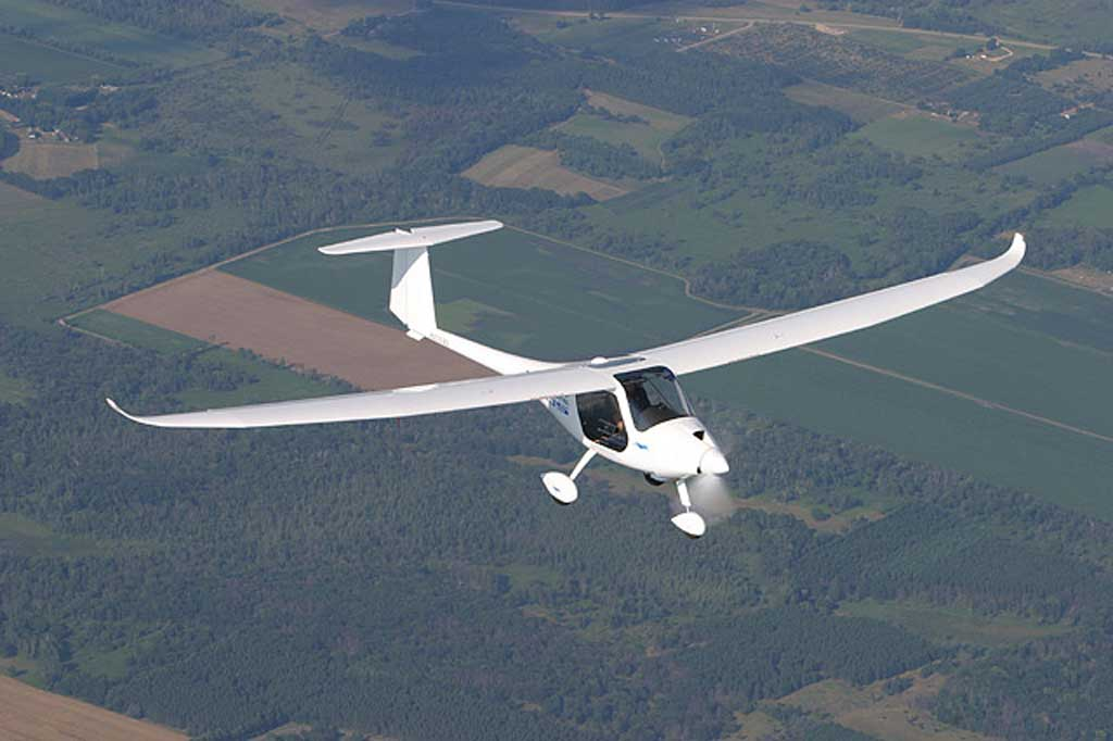 Pipistrel Sinus 912 - Photo #2