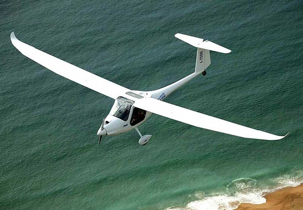 Pipistrel Sinus 912 - Photo #1