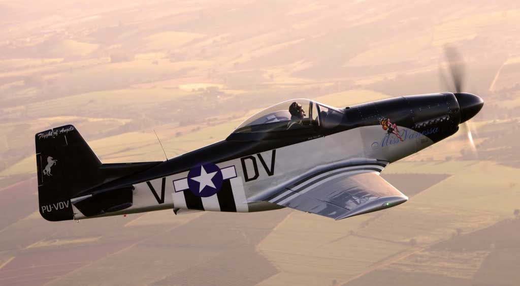 T-51 Mustang - Photo #3