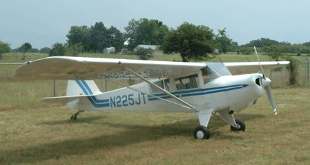 200 Kph To Mph >> Taylor Cub   Light Aircraft DB & Sales