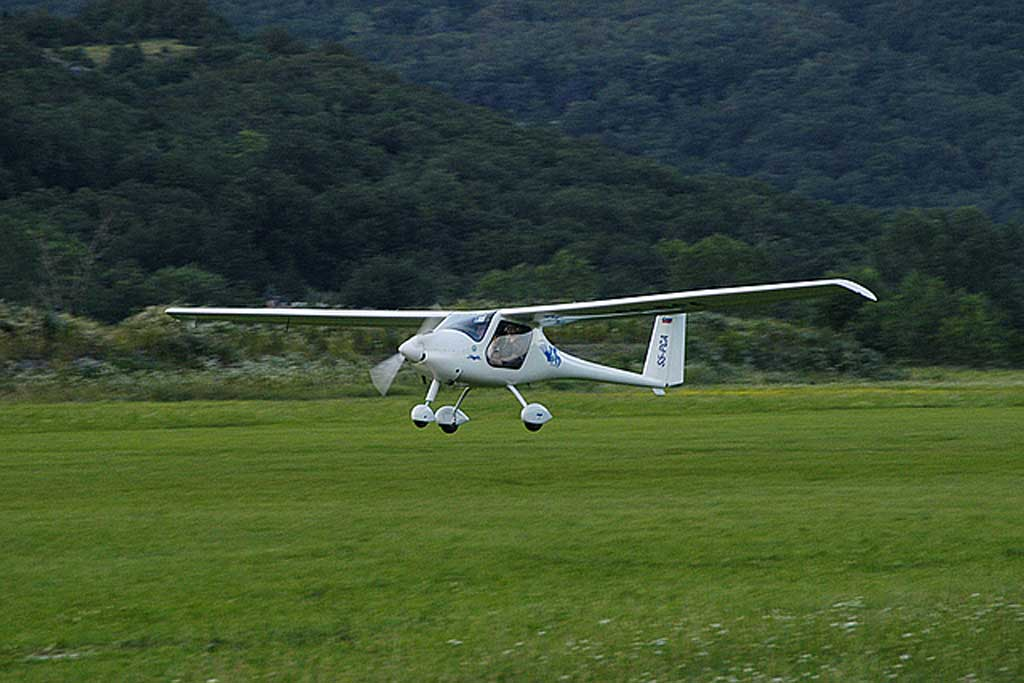 Pipistrel Virus 912 - Photo #2