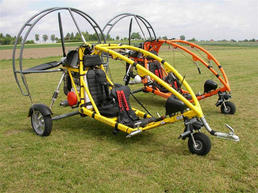 XCitor Ultralight Trike - Photo #1