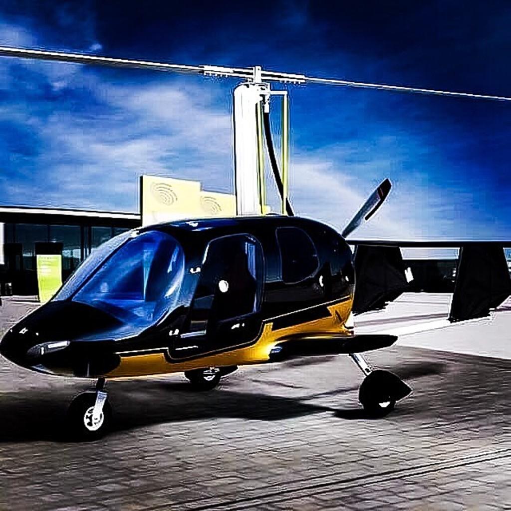 FlyARGO XENON X4/Club 4 seats (2+2) 2019 | Light Aircraft DB & Sales