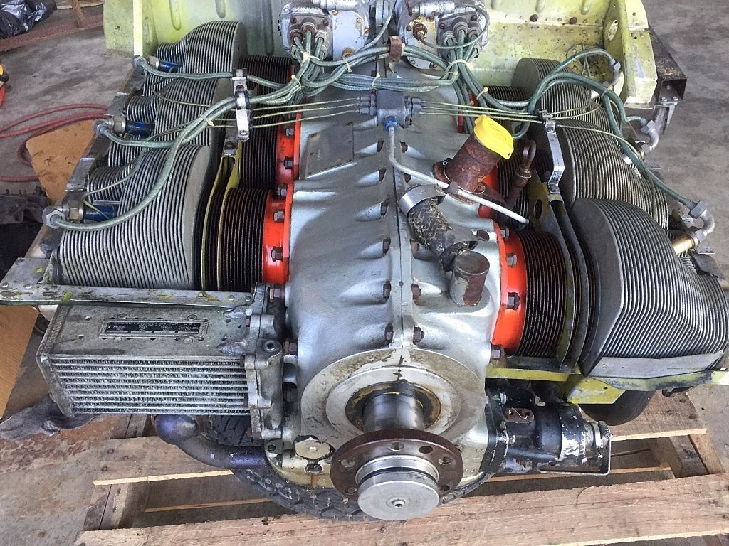 Learn all the parts of an engine