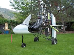 Single Seat Dominator Gyroplane - Photo #2