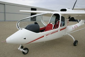 SKY ARROW 450 TS - Photo #4
