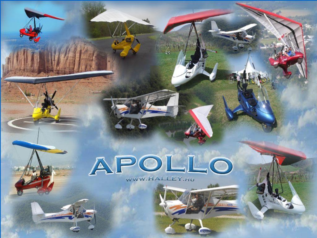 Apollo Aircrafts in Hungary | Light Aircraft DB & Sales