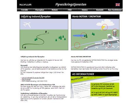 Flight Planning | Light Aircraft DB & Sales