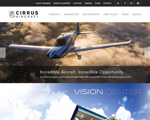 Cirrus Worldwide Headquarters