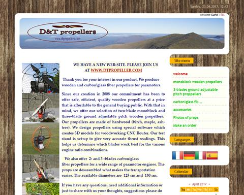 D&T propellers