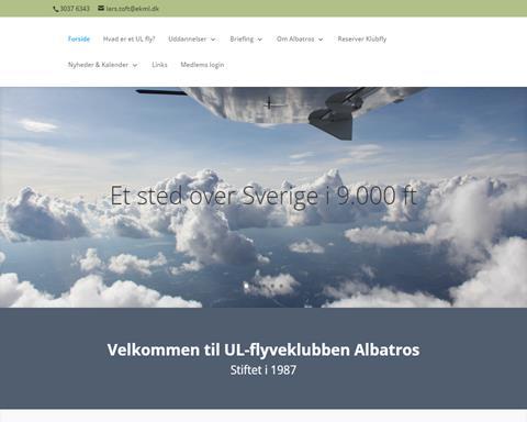 UL Flyveklubben Albatros