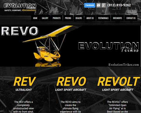 Evolution Trikes USA