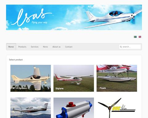 Light Sport Aviation Scandinavia