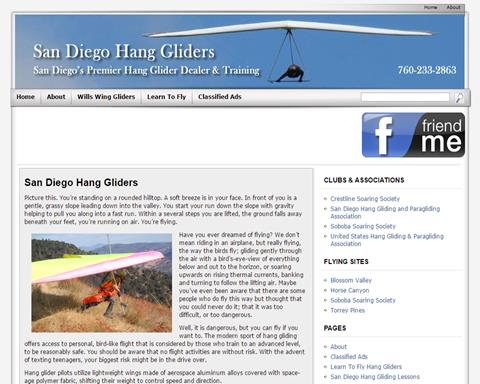 San Diego Hang Gliders