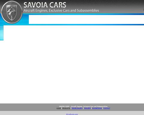 Savoiacars aircraft engines