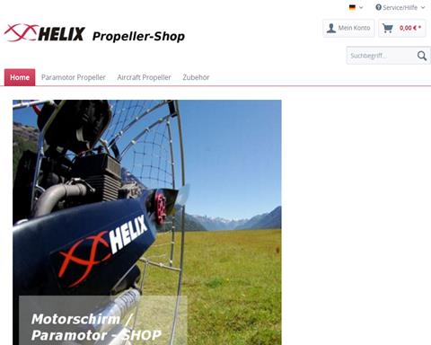 Helix propeller shop