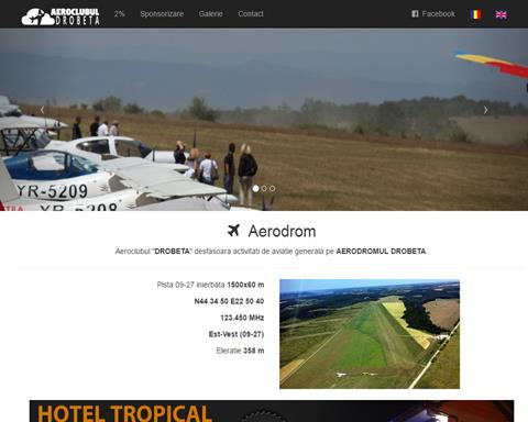 Aeroclubul Drobeta