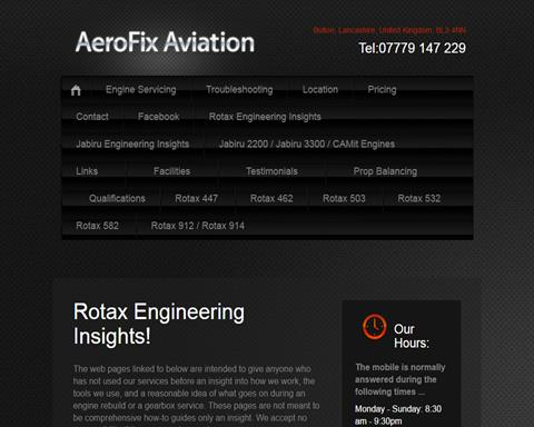AeroFix Aviation