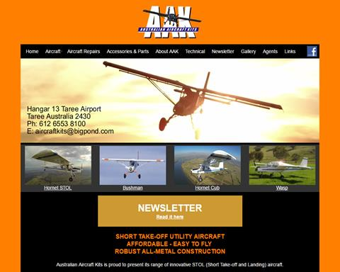 Australian Aircraft Kits (AAK)