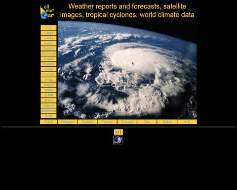 World Satelite pics and Metar