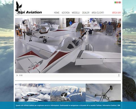 Alpi Aviation srl