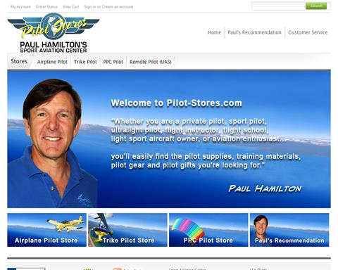 Ultralight & Sport Pilot DVDs & Books