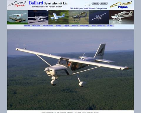 Ballard Sport Aircraft Ltd.