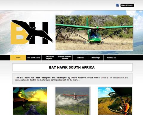 Bat Hawk South Africa