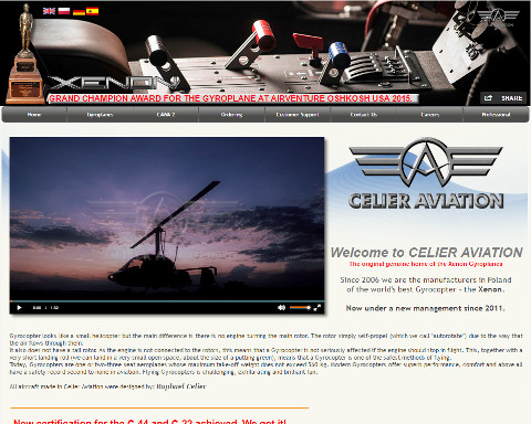 Celier Aviation Poland