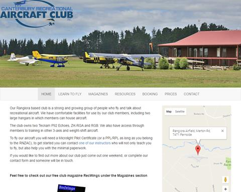 Canterbury Microlight Club