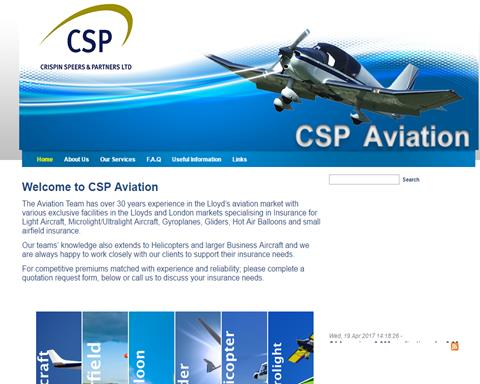 CSP Aviation