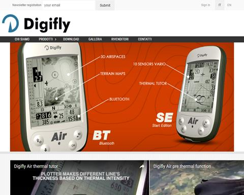 DIGIFLY in Italy