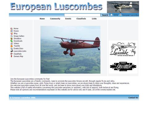 The European Luscombes