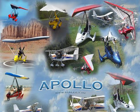 Apollo Aircrafts in Hungary