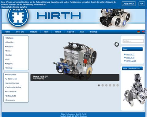 Hirth-Engines