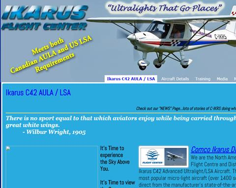 Ultralights For Sale | Light Aircraft DB & Sales