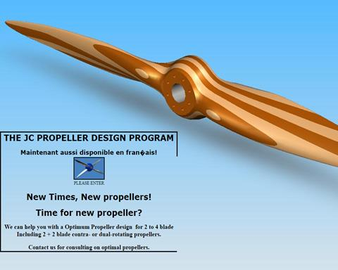 JC Propeller Design