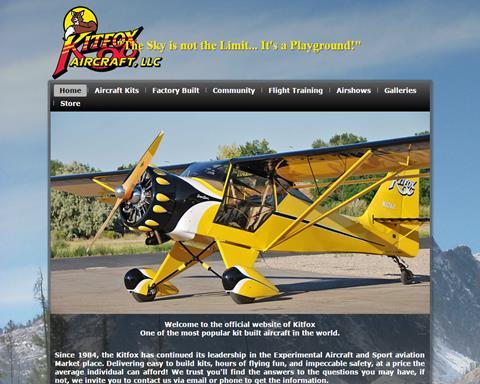 Kitfox Aircraft