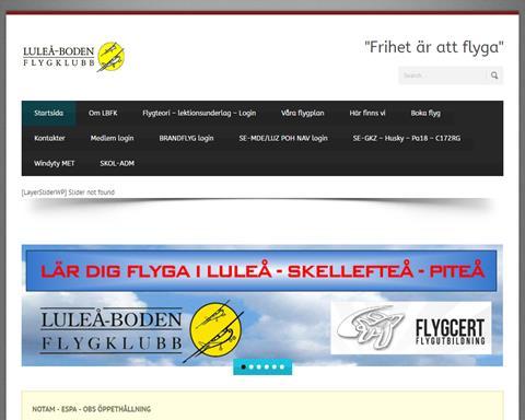 Luleå-boden flygklubb